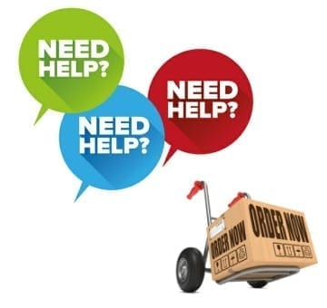 Help and Orders